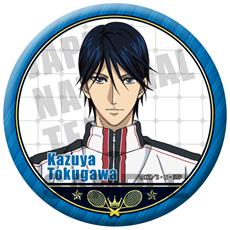 新テニスの王子様 缶バッジ「徳川カズヤ」