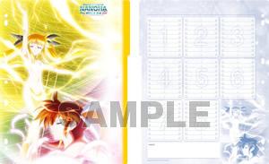 キャラクターバインダーインデックスコレクション 魔法少女リリカルなのは The MOVIE 2nd A's「セットアップVer.1」