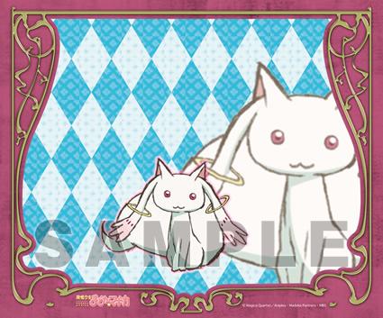 魔法少女まどか☆マギカ 3DマウスパッドVer.2 「キュゥべえVer.2」