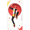 うたの☆プリンスさまっ♪ ミニポストカード付きトレーディングクリアチケットファイル モダンサークルVer.