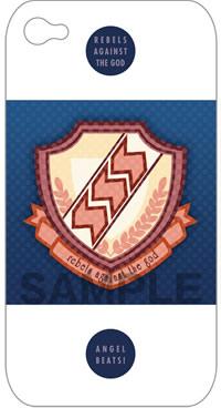 キャラクターiPhoneケースコレクション Angel Beats! 「SSS」