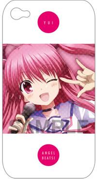 キャラクターiPhoneケースコレクション Angel Beats! 「ユイ」