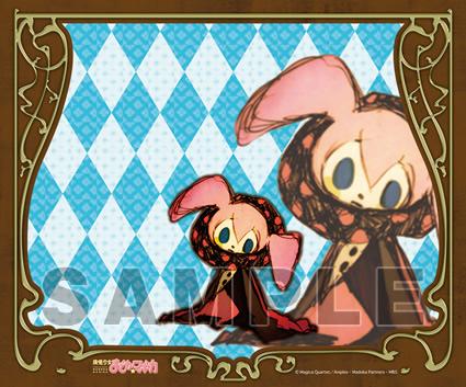 魔法少女まどか☆マギカ 3DマウスパッドVer.2 「お菓子の魔女」