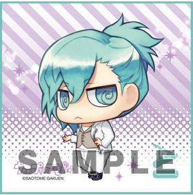 うたの☆プリンスさまっ♪ マイクロファイバーミニタオル ちみプリシリーズVer.2「美風藍」