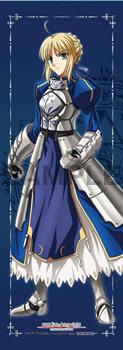 Fate スリムタペストリー「セイバー」