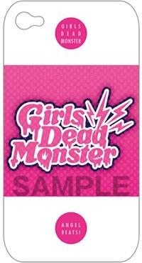キャラクターiPhoneケースコレクション Angel Beats! 「Girls Dead Monster」