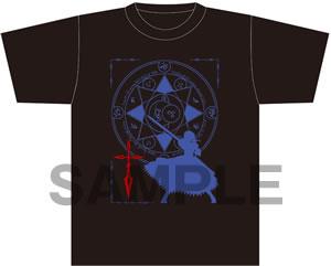 fatezeroTシャツ