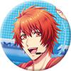 うたの☆プリンスさまっ♪ Shining Live トレーディング缶バッジ 海辺のサマーライブ! アナザーショットVer.