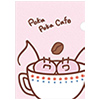 うたの☆プリンスさまっ♪ マスコットキャラクターズ クリアファイル3枚セット ぽかぽかカフェVer.