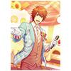 うたの☆プリンスさまっ♪ Shining Live クリアファイル Sweet Cafe LIVE アナザーショットVer.